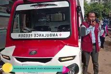 AMMDes Ambulans Dikerahkan untuk Cegah Penyebaran Virus Corona