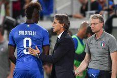 Alasan Mancini Belum Panggil Balotelli ke Timnas Italia Lagi