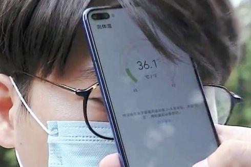 Inilah Smartphone Pertama yang Dibekali Termometer untuk Cek Suhu Tubuh