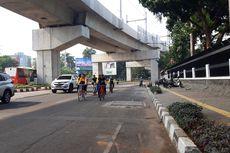 Pengamat: Jalur Sepeda di DKI Belum Ramah bagi Pesepeda