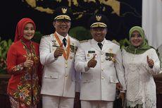 500 Personel Gabungan Siap Amankan Sertijab Ridwan Kamil-Uu Ruzhanul