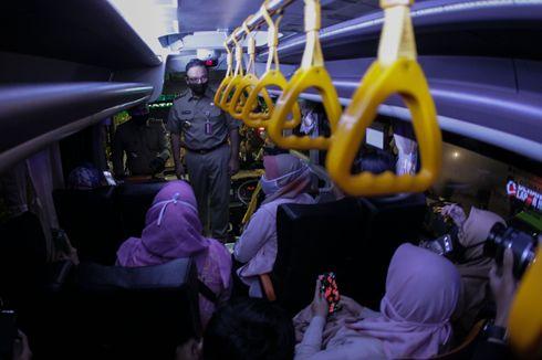 Layanan Bus Gratis di Stasiun Bogor Akan Dikenakan Tarif