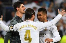 Man City Vs Real Madrid, Los Blancos Merasa Untung Tanpa Penonton