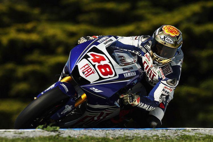 Jorge Lorenzo Guerrero itu merupakan tiga kali juara dunia MotoGP yakni pada 2010, 2012 dan 2015
