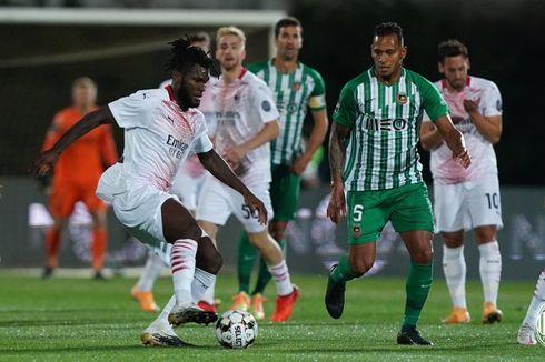 Rio Ave Vs AC Milan, Rossoneri Lolos ke Liga Europa Lewat Drama Adu Penalti