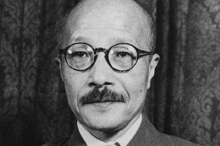 Hideki Tojo, Perdana Menteri Jepang di era Perang Dunia II.