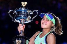 Australia Open 2021, Sofia Kenin Berganti Partner