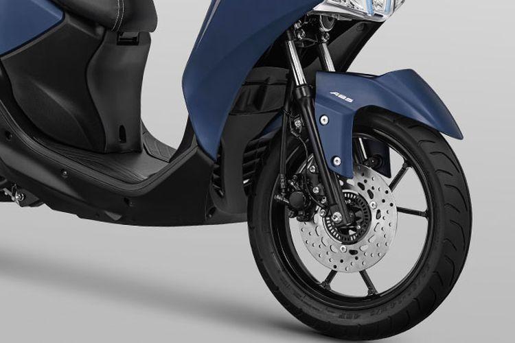 Pakai Abs Harga Yamaha Lexi Naik Rp 2 8 Juta