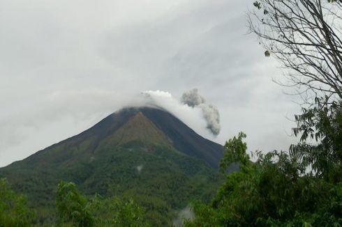 Erupsi, Gemuruh, serta Lava Pijar Terjadi Setiap 30-60 Menit di Gunung Karangetang