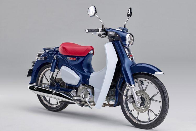 Honda perkenalkan Super Cub C125 terbaru
