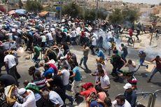 Bentrok dengan Polisi Israel, Satu Warga Palestina Tewas di Yerusalem