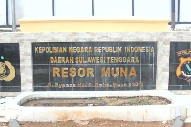 Polres Muna, Sulawesi Tenggara, menetapkan Wakil Bupati Buton Utara, Ramadio alias RD sebagai tersangka pelaku pencabulan anak di bawah umur.