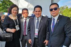 Erick Thohir Resmi Jadi Anggota Komite Olimpiade Internasional