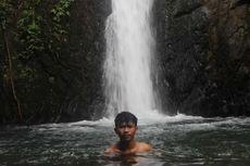 Air Terjun Sunsa Kompol di Manggarai Barat, Kesegaran di Lereng Gunung Poso Kuwuh
