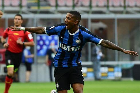 Bek Inter Milan Ashley Young Positif Covid-19, Dipastikan Absen Lawan AC Milan