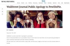 Demi Idola, Fans YouTuber PewDiePie Bobol Situs Berita AS
