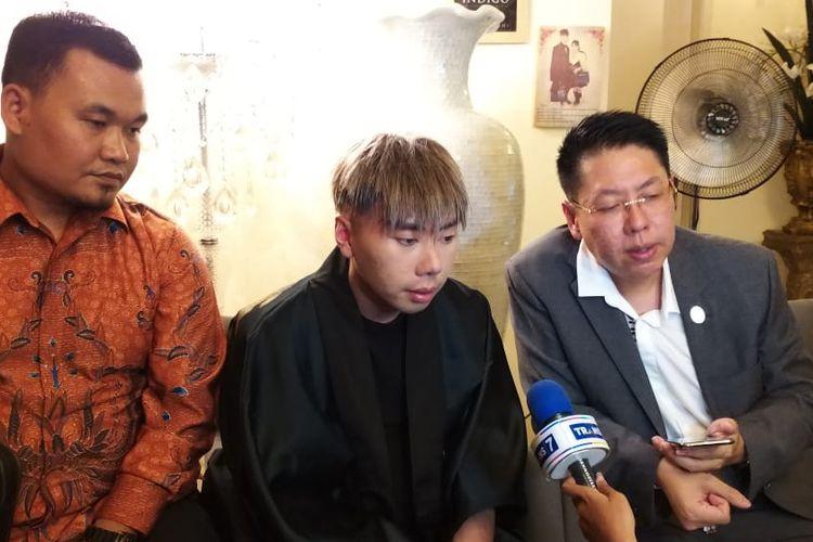 Roy Kiyoshi dijumpai di Cengkareng, Jakarta Barat, Senin (11/11/2019).