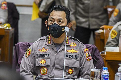 Listyo Sigit Prabowo, Kapolri Pilihan Jokowi