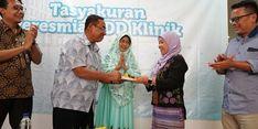 Dompet Dhuafa akan Bangun 50 DD Klinik di Indonesia, Pertama di Tangerang
