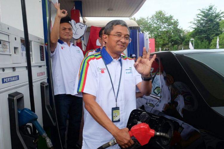 General Manager PT Pertamina (Persero) MOR 1 Erry Widiastono
