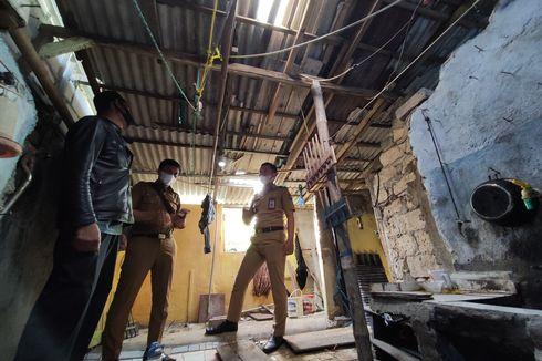 Bahagia Kakek Edi Dapat Bantuan Renovasi Rumah Tak Layak Huni di Bogor