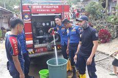 Air Bersih Didistribusikan ke Korban Longsor dan Banjir di Agam