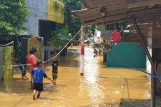 Langganan Banjir, Kawasan Pejaten Timur Akan Dibebaskan untuk Turap
