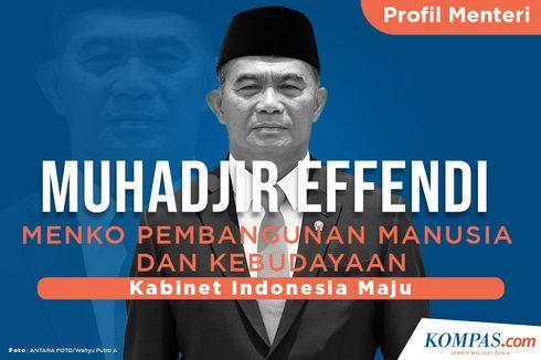 INFOGRAFIK: Profil Muhadjir Effendy, Menko PMK