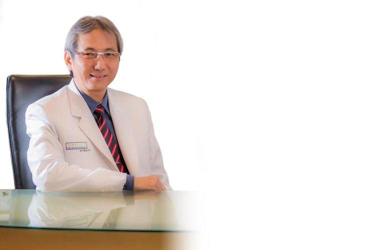 dr Michael Triangto, SpKO, Sports Medicine Specialist dari Slim + Health Sports Therapy