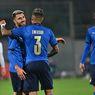 Italia Vs Estonia - Aksi Vincenzo Grifo, Sayap Azzurri Kelahiran Jerman
