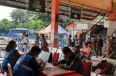 Terminal Kampung Rambutan Adakan Tes Covid-19 Acak, 1 Pemudik Dibawa ke Wisma Atlet