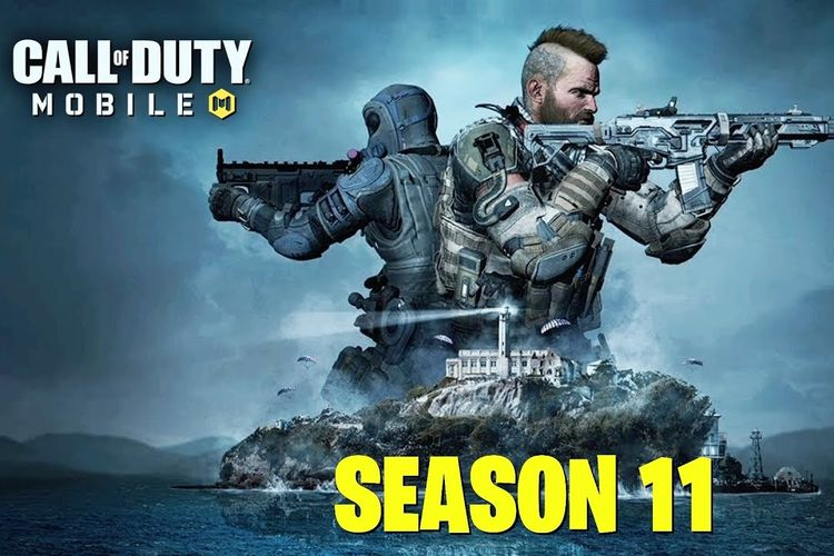 Ilustrasi game Call of Duty Mobile Season 11