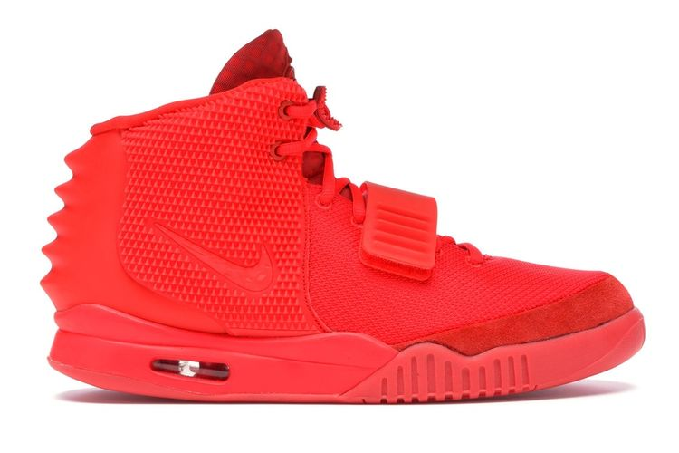 Air Yeezy Red SP 2 October