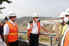 Ditargetkan Rampung 2021, Bendungan Sukamahi dan Ciawi Kurangi Debit Air di Pintu Air Manggarai