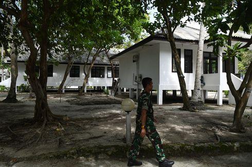 BNPB Sebut Fasilitas Observasi WNI di Pulau Sebaru Lebih Baik dari Natuna