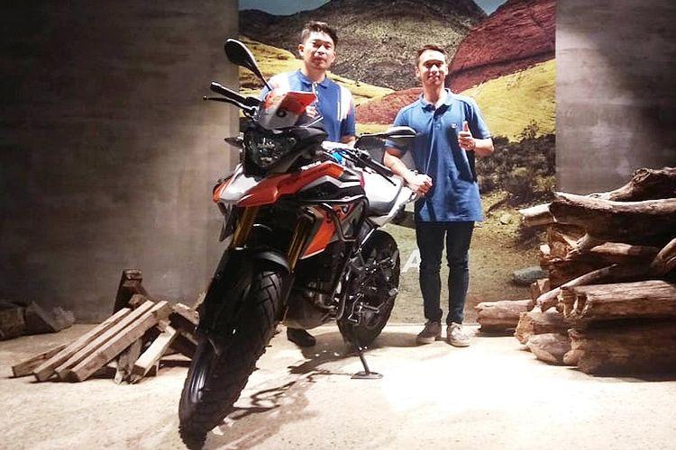 BMW Motorrad GS Trophy 2020 Qualifier Indonesia.