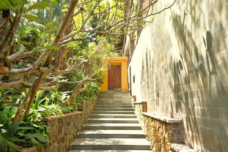 Villa Kecak di Grand Hill House, Cisarua, Bogor DOK. thegrandhill.com