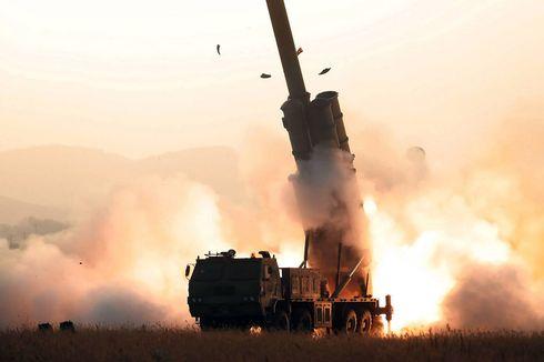 Korea Utara Uji Coba Peluncur Roket
