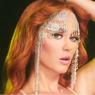 Usai Melahirkan, Warna Rambut Katy Perry Jadi Merah