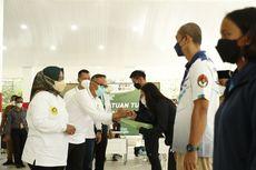 Kabupaten Bogor Bawa 83 Atlet PON XX Papua, Bupati Janjikan Hadiah