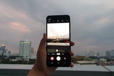 Melihat Hasil Jepretan Kamera Galaxy A20, Ponsel Harga 2 Jutaan