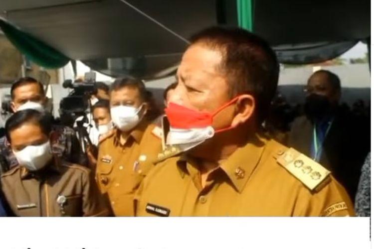 Viral di media sosial sebuah video yang memperlihatkan Gubernur Lampung Arinal Djunaidi menantang Menteri Pendidikan, Kebudayaan, Riset, dan Teknologi (Mendikbud Ristek) Nadiem Makarim.