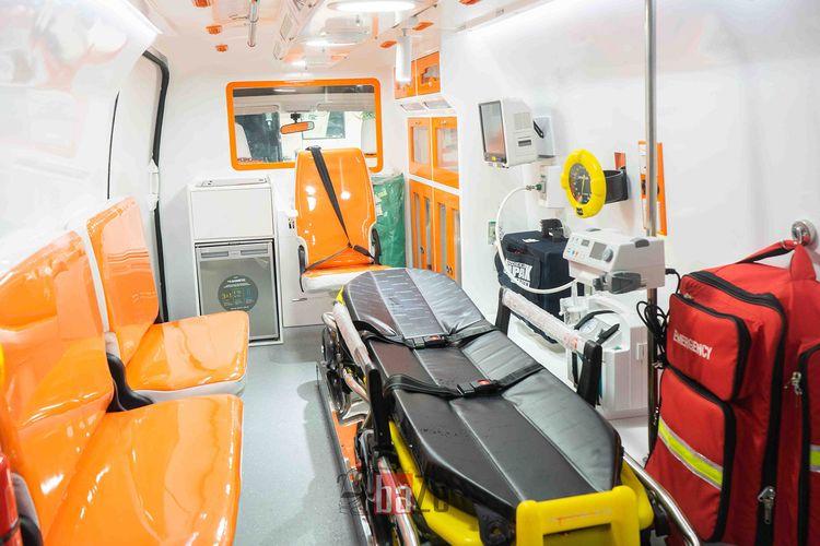 Ambulance Covid-19 VIP
