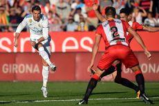 Girona Vs Real Madrid, Periode Tumpul Ronaldo Berlanjut