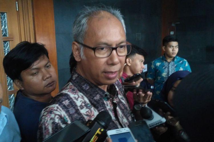 Dokter RS Medika Permata Hijau Bimanesh Sutarjo di Pengadilan Tipikor Jakarta, Senin (16/4/2018).