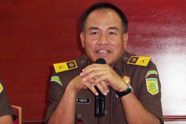 Jaksa Agung Muda Bidang Pengawasan Kejaksaan Agung Amir Yanto.