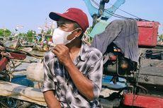 Tak Ada Biaya, Nelayan Cirebon Mudik dari Jakarta Pakai Perahu, Terkena Badai dan Angin Kencang