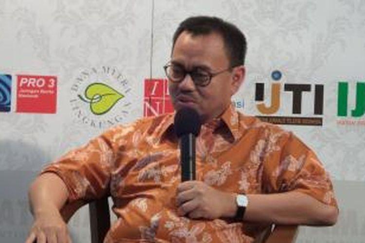 Menteri ESDM Sudirman Said.