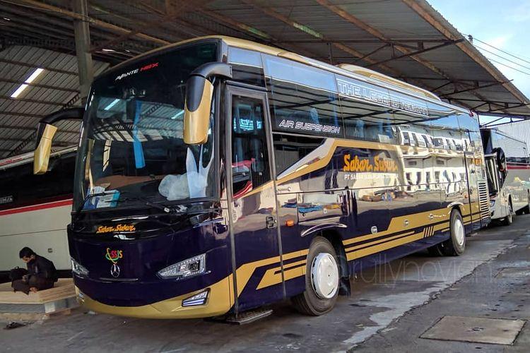 Bus AKAP Avante H8X