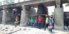 Tingkatkan Produktivitas Lahan, Kementan Bangun Pintu Air Dam Sidodadi